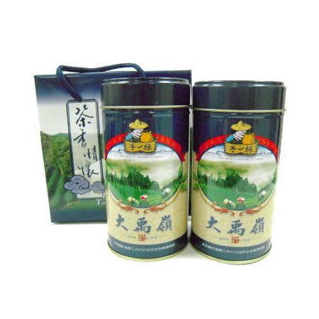 【任選】高山烏龍/大禹嶺烏龍茶(4兩)