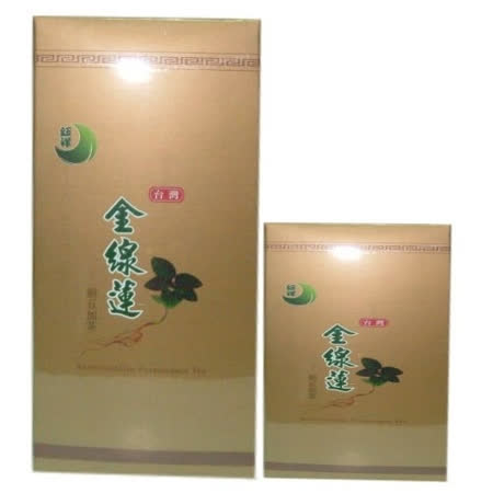 【任選】台灣金線蓮刺五加茶(大+小)