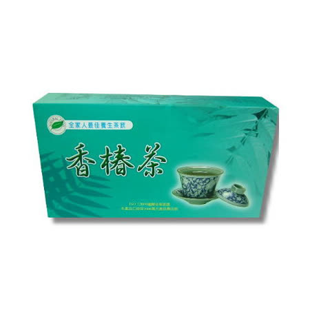 【任選】香椿茶/36包入