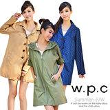 【w.p.c.】日系時尚雨衣/風衣超值均一價