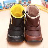 【童鞋城堡】湯瑪士短靴拉鍊式休閒鞋{台灣製造}TH86082