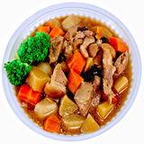 【膳食家】蘿蔔蹄膀-600g±5%