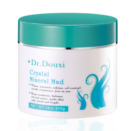 Dr.Douxi朵璽 水晶靈深海礦物泥膜 400g