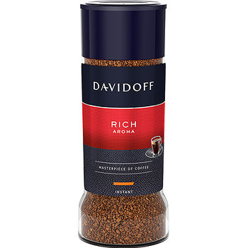 大衛杜夫經典即溶濃郁咖啡100g