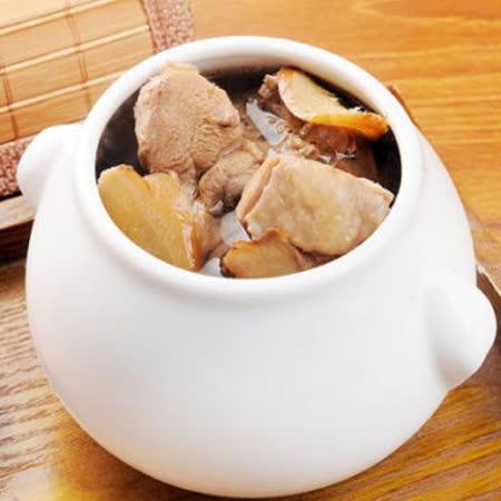 【膳食家】麻油雞獨享盅-420g
