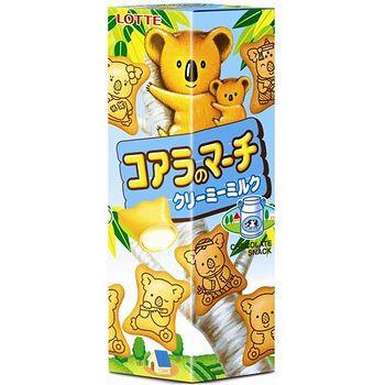 樂天小熊餅乾-牛奶口味37g
