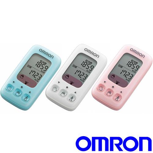 愛 買 景 美日本歐姆龍OMRON計步器 HJA-310