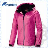 【Avanda 雅帆達】女新款 防風保暖外套 / 抗靜電.質輕.舒適.透氣.保暖 / AD12178 桃紅