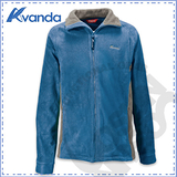 【Avanda 雅帆達】男新款 刷毛保暖外套 / 質輕.舒適.透氣.保暖 / AD12276 藍色