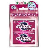 Eclipse易口舒無糖薄荷錠-繽紛野莓62g
