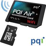 PQI Air Card 16GB microSDHC Class10 Wi-Fi 無線傳輸記憶卡