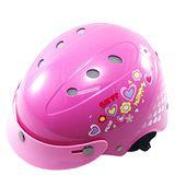鐵馬行日式調整型兒童安全帽-台製