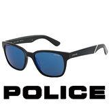 POLICE 飛行員太陽眼鏡★復古膠框時尚必備★ POS1714