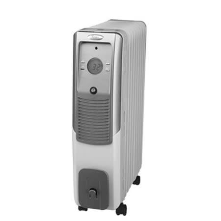 『Whirlpool』☆ 惠而浦 微電腦9葉片電暖器 TET09