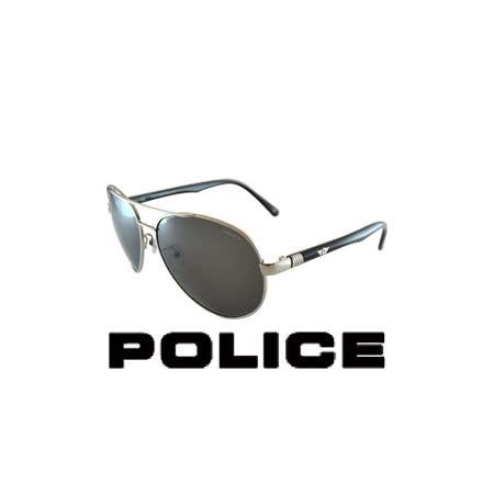 POLICE 時尚飛行員太陽眼鏡★金屬大框面★ POS8640
