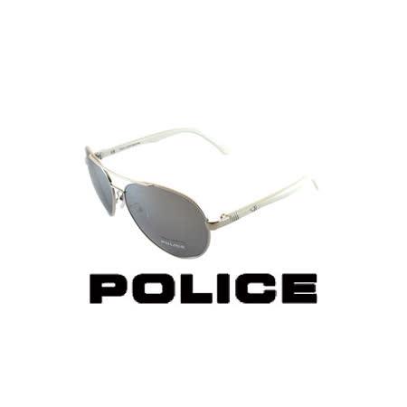 POLICE 時尚飛行員太陽眼鏡★金屬質感框面★ POS8640