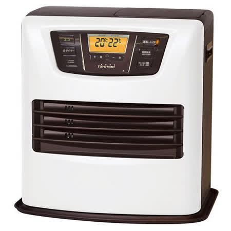 【日本 TOYOTOMI】LC-L36C-TW(白色) 煤油電暖爐