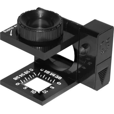 《CARSON》LED針線折疊放大鏡(11.5x)