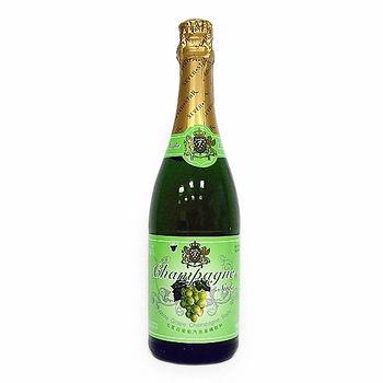 七星白葡萄汽泡香檳飲料750ml