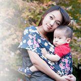 Una背巾~無環哺乳嬰兒揹巾☆╮等待玫瑰╭☆台灣製好品質
