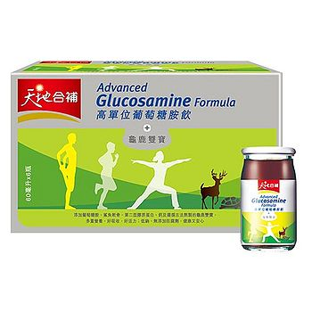 天地合補高單位葡萄糖胺飲60ml*6瓶