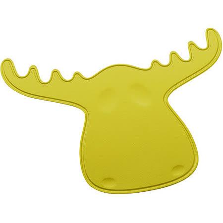 《KOZIOL》麋鹿早餐盤砧板(綠)