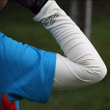 【PS Mall】運動袖套/防紫外線袖套 防曬手套防曬袖套(J1434)