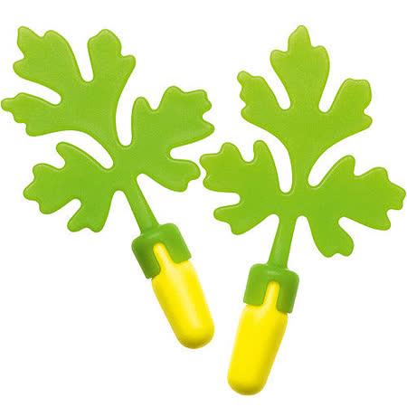 《KOZIOL》拔蘿蔔耳塞(綠2入)