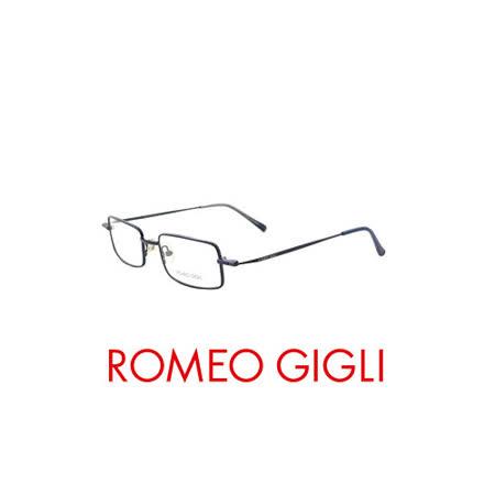 ROMEO GIGLI 復古時尚近視平光眼鏡 RG37204