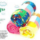 雙面絨童毯小雞毯/空調毯/嬰兒毯/居家日用/膝蓋毯 毯子