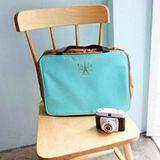 超強多功能炫彩旅行包/收納包/手提包/萬用包(隨機色)