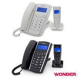 旺德WONDER DECT數位無線子母話機(WD-8101D)