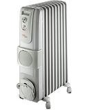 DeLonghi迪朗奇 熱對流暖風電暖器(9片)  KR790915V(福利品)
