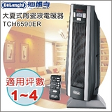 DeLonghi 迪朗奇 大廈式陶瓷液晶電暖器 TCH6590ER(福利品)