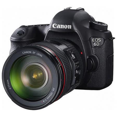 Canon EOS 6D 24-105mm F4 L IS USM L鏡組(公司貨).-送RC6遙控器+大吹球+拭鏡筆+拭鏡布+保護貼