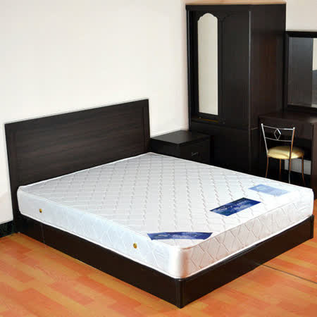 HAPPYHOME 絲黛特舒適二線3.5尺單人獨立筒床墊