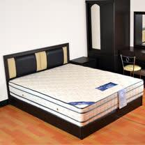 HAPPYHOME 絲黛特舒適四線6尺加大雙人獨立筒床墊