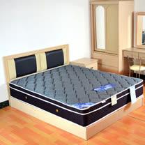 HAPPYHOME 絲黛特3D立體透氣6尺加大雙人獨立筒床墊