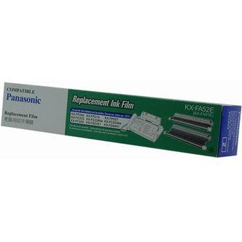 Panasonic相容轉寫帶KX-FA52E(1盒2支入) ( CK-KX-FA52E )