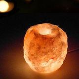 【Naluxe】義大利設計水晶鹽燈-大地5~6kg