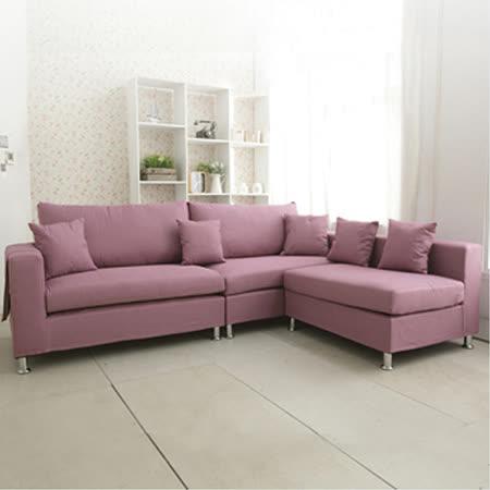 【開箱心得分享】gohappy 線上快樂購AHOME Jasmine小茉莉收納式L型布沙發(2+2+1/五色)好用嗎板橋 大 遠 百貨 公司