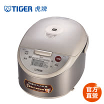 【TIGER 虎牌】6人份長米專家剛火IH電子鍋(JKW-A10R-CUX)