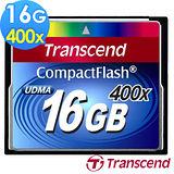 創見 Transcend 16GB 400X CF 超高速記憶卡