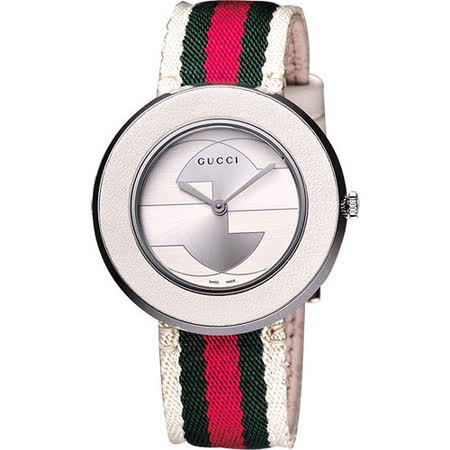 GUCCI U-Play 系列 G&G 經典腕錶 YA129411