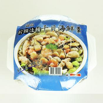 佳佳御品干貝海鮮羹2000g+-5%/份(年菜)