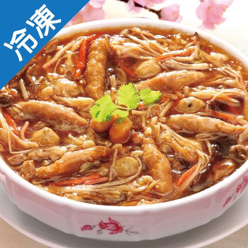 佳佳干貝海鮮羹2000g ~5^%份