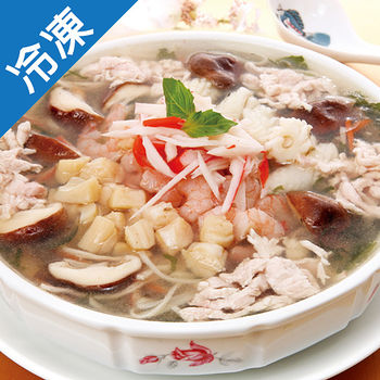 海霸王翡翠海鮮羹1500g+-5%/盒(年菜)