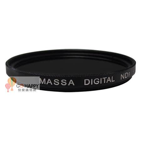 MASSA ND8 減光鏡/62mm.