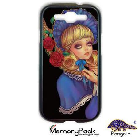 穿山甲 Phone Case For S3 手機殼 娃娃少女 23003
