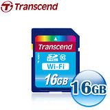 創見Transcend WiFi 16GB SDHC CLASS10 記憶卡